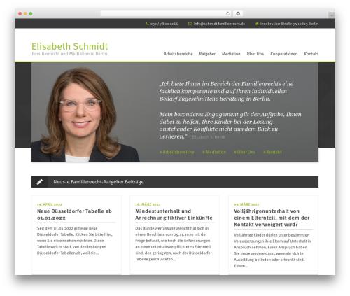 Free WordPress WP Slick Slider plugin - schmidt-familienrecht.de