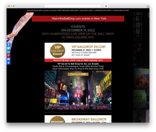 WordPress gallery-video plugin - supernovaballdrop.com
