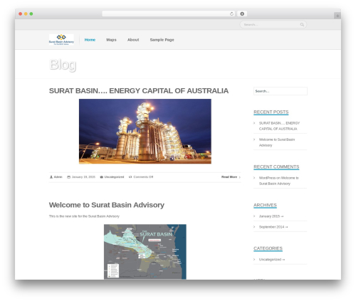 Mugen best WordPress magazine theme - suratbasinadvisory.com