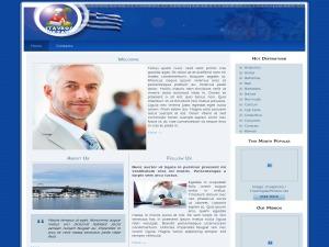 stavros WordPress template