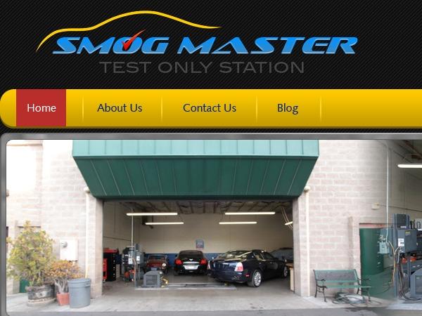 Theme WordPress Smog_Master