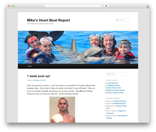 Twenty Eleven WordPress template free download - shaughnessymd.com