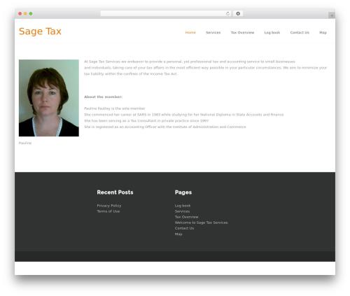 Amaryllo free website theme - sagetax.co.za