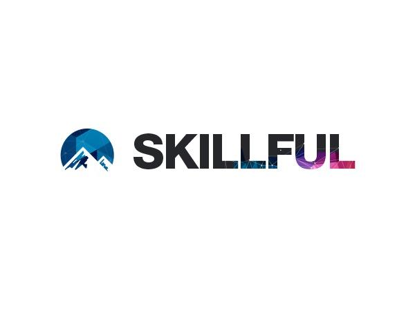Skillful Child WordPress news template