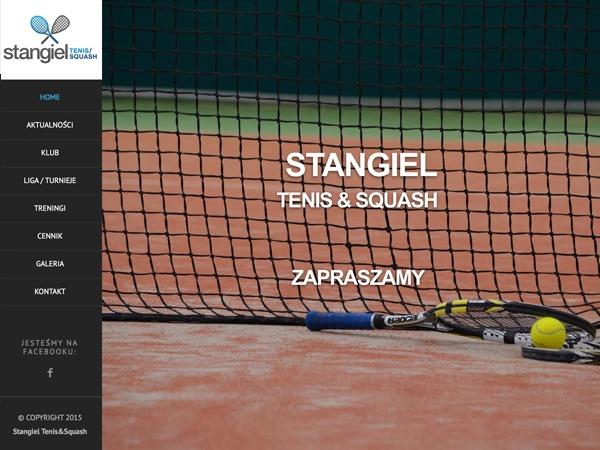 Stangiel Child photography WordPress theme