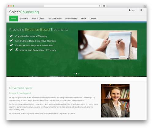Theme WordPress Artificial Reason - spicercounseling.com