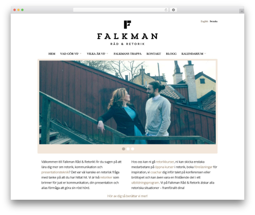 Free WordPress Bogo plugin - falkman.se