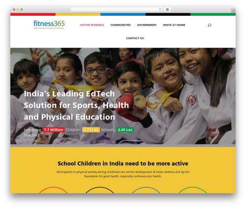 WordPress wp-rss-multi-importer plugin - fitness365.me