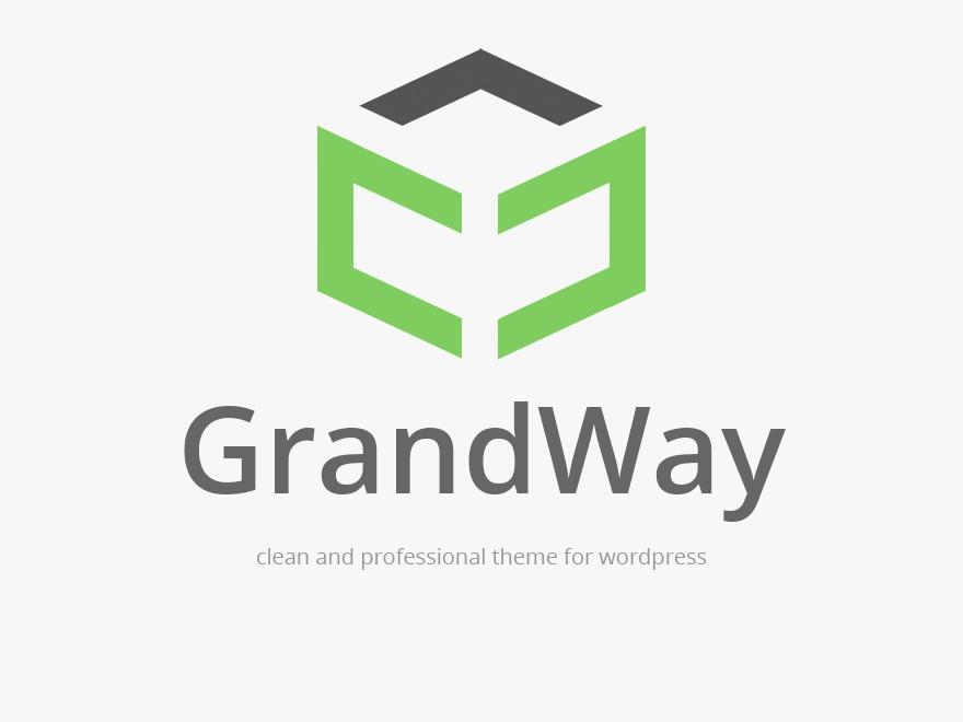 GrandWay theme WordPress