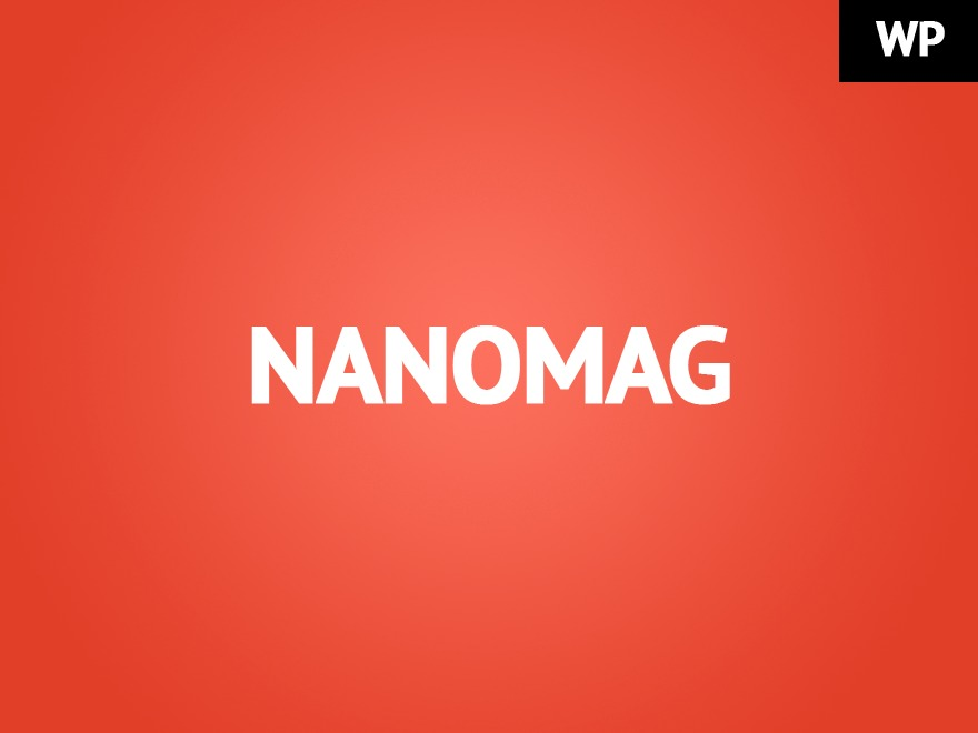Nanomag [Shared By themes24x7.com] newspaper WordPress theme