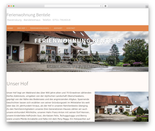 Free WordPress Galleries by Angie Makes plugin - ferienwohnung-bentele.de