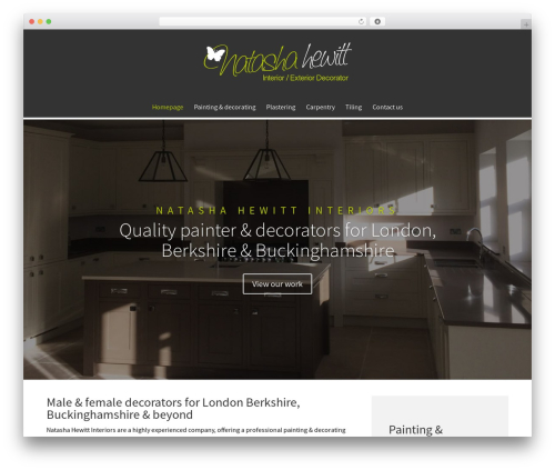 Theme WordPress Divi - female-decorator.co.uk
