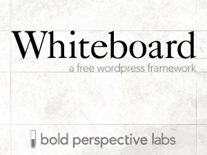 Theme WordPress Whiteboard