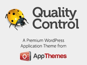 WordPress theme Quality Control