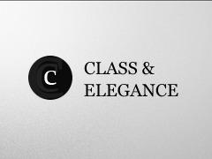 WordPress website template Class