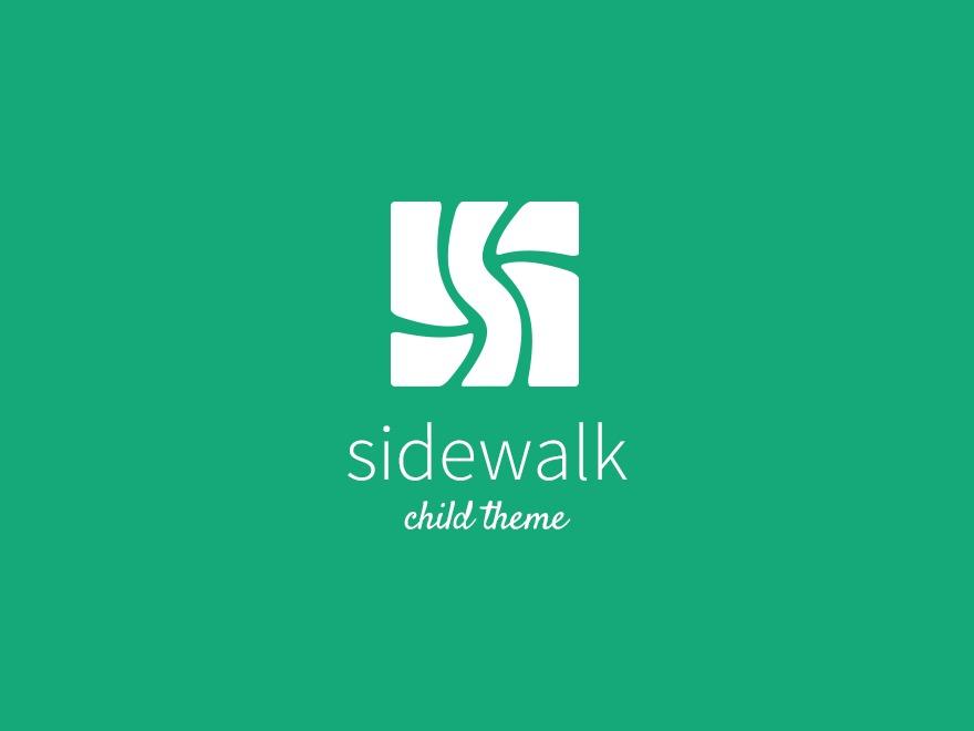 WP theme Sidewalk Child