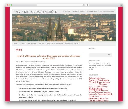 picolight theme WordPress - sk-coach.de