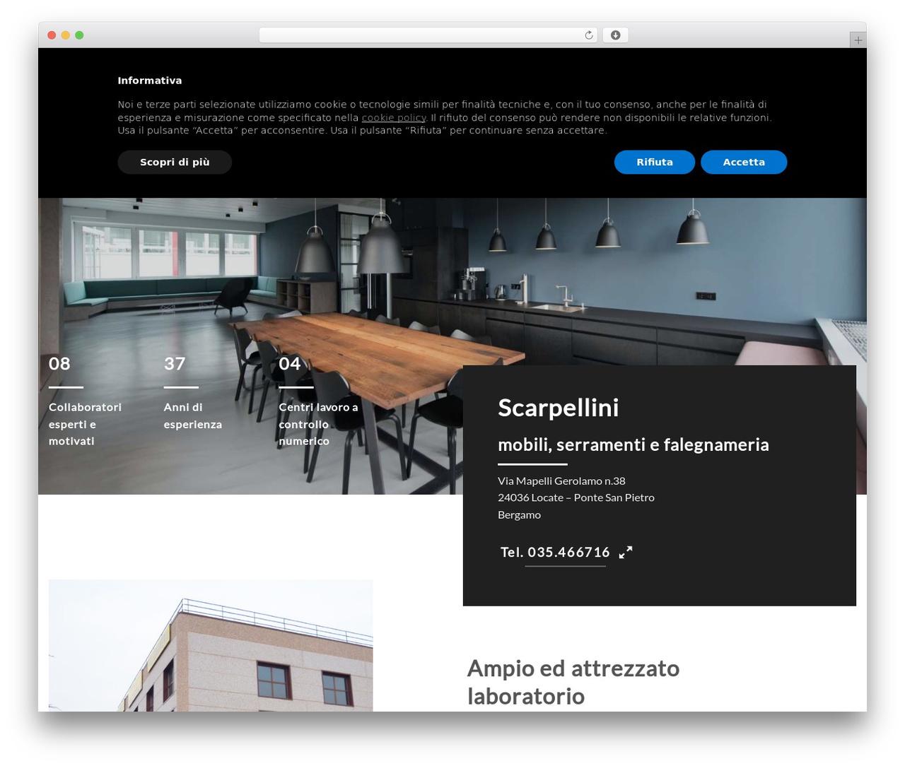 Armadi Su Misura Bergamo.Flatsome Wordpress Theme By Ux Themes Scarpellinimobili It