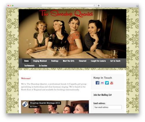 Free WordPress e-goi Mail List Builder plugin - shoeshopquartet.com