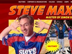 WP theme Steve Max! Master of Simon Sez
