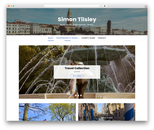 Type Plus WP theme - stilsley.com