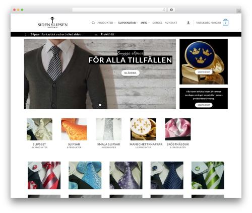 WordPress wc-aelia-foundation-classes plugin - sidenslipsen.se