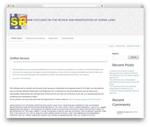Appeal WordPress theme free download - sexoffense.org