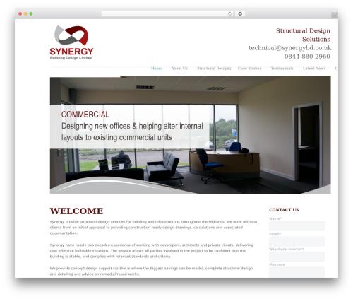 IncomeUp WordPress page template - synergybd.co.uk