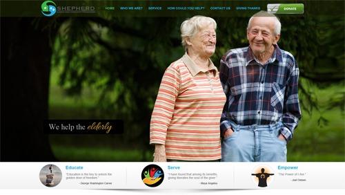 Shepherd Energy and Community Foundation, Inc. top WordPress theme