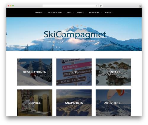 Argent theme free download - skicompagniet.dk