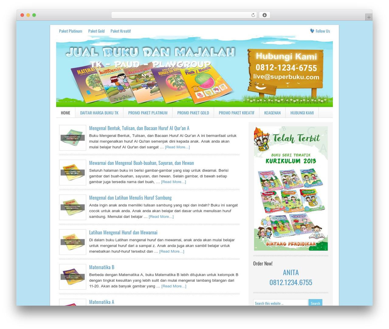 Genesis Best Wordpress Template By Studiopress Superbukucom Majalah Tk