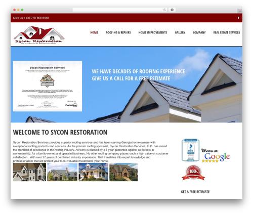 Solitudo WP template - syconrs.com