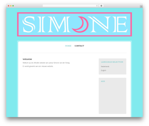 WordPress simple-content-reveal plugin - simonevandersteeg.nl