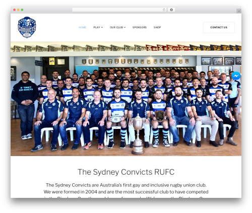 Free WordPress Teamstuff Calendar plugin - sydneyconvicts.org