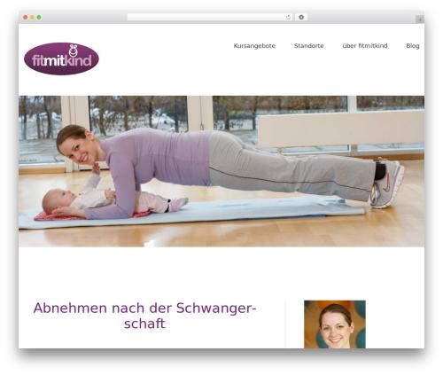 Free WordPress WP Biographia plugin - fitmitkind.de