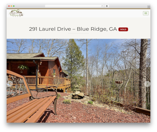 WordPress subscribe-by-email plugin - themountainlifeteam.com/listings/291-laurel-drive-blue-ridge-ga