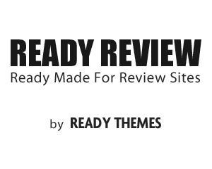 Ready Review Free theme WordPress
