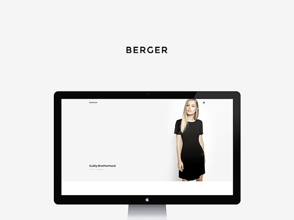 Template WordPress Berger