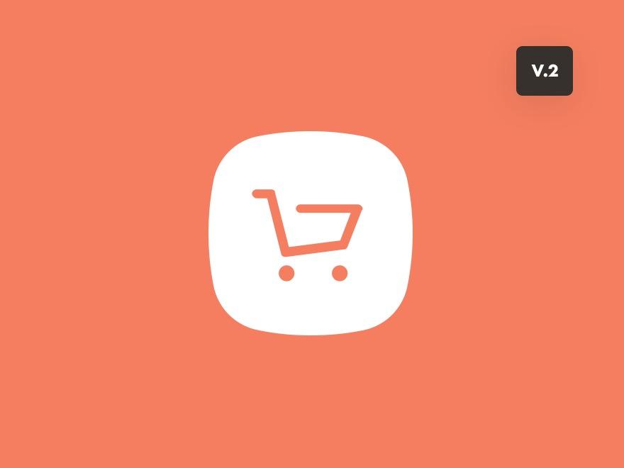 Twitter Boost 1 WordPress ecommerce theme