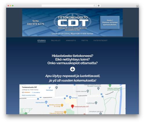 X best WordPress theme - tietokonehuoltocdt.fi