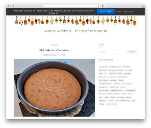 Activello WordPress theme download - svaros-kitchen.com