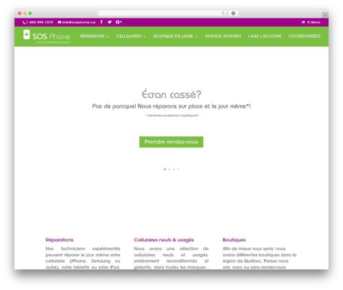 Free WordPress Snazzy Maps plugin - sosphone.ca