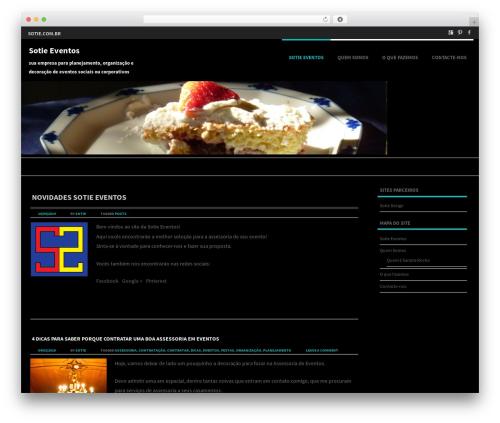 Formation theme WordPress - sotie.com.br