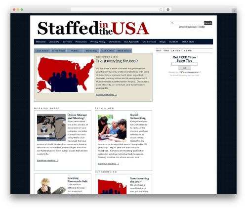 PRiNZ BranfordMagazine PRO WordPress magazine theme - staffedintheusa.us