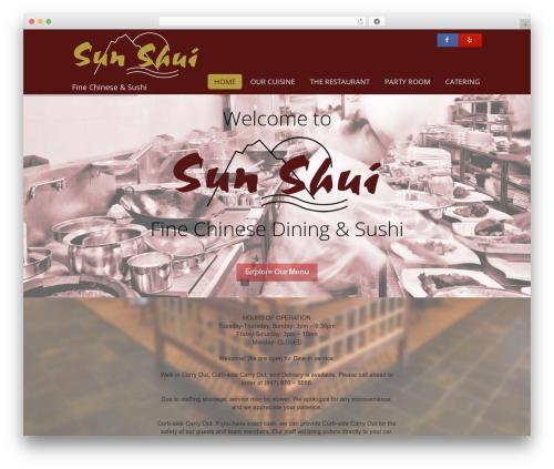 Striking MultiFlex & Ecommerce Responsive WordPress Theme WordPress ecommerce template - sunshui.com