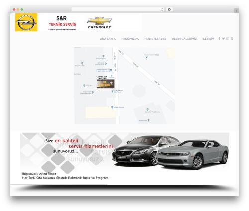 Template WordPress RentIt - srteknikservis.com