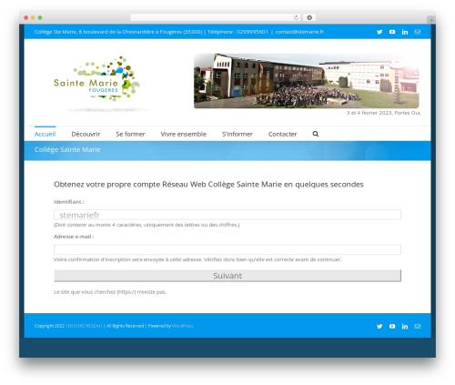 Free WordPress 3D Tag Cloud plugin - stemarie.fr