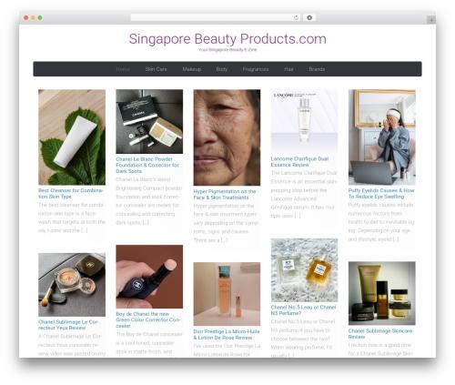 Free WordPress Round Social Media Buttons plugin - singaporebeautyproducts.com