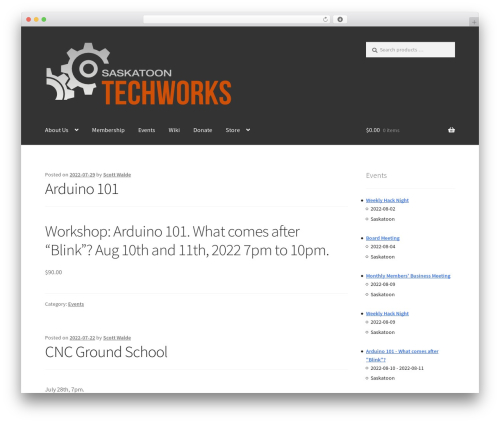 WordPress woo-gutenberg-products-block plugin - sktechworks.ca