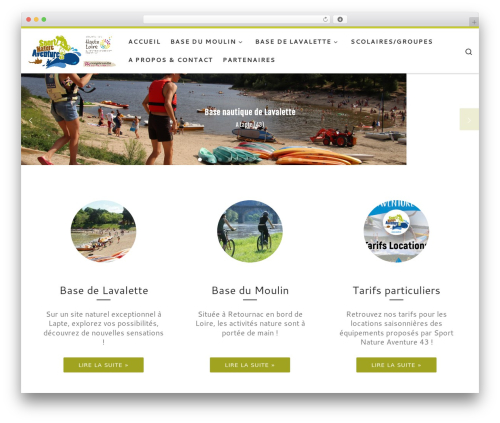 Customizr WordPress template free download - sna43.fr